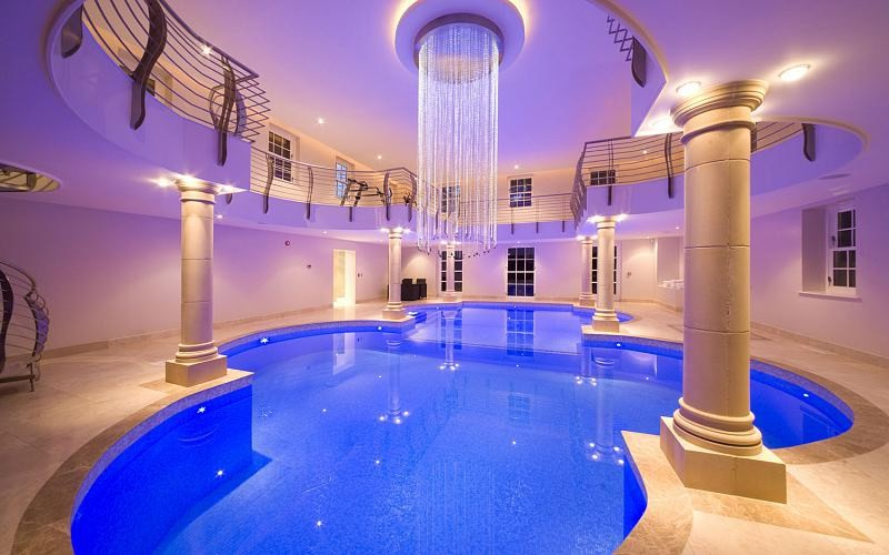 Runnymede darras hall space i d for Pool design newcastle